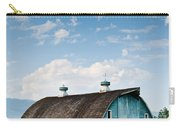 Blue Barn In The Stillaguamish Valley Carry-all Pouch