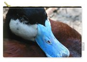 Blue Beak Carry-all Pouch