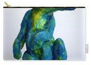 Blue Bear Carry-all Pouch by Derrick Higgins