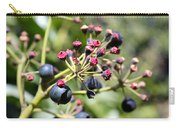 Blue Berry Carry-all Pouch