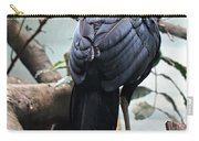 Blue Billed Currasow Carry-all Pouch