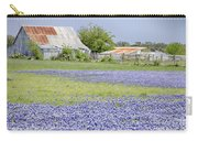 Blue Bonnets Barn V2 Carry-all Pouch