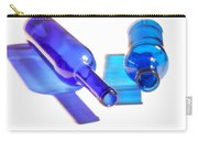 Blue Bottles Carry-all Pouch