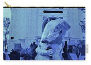 Blue Bride Carry-all Pouch