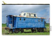 Blue Caboose Carry-all Pouch