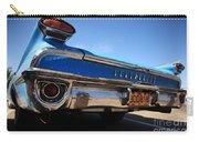 Blue Car Bumper Havana Carry-all Pouch
