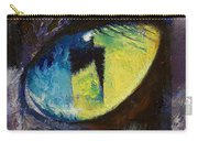 Blue Cat Eye Carry-all Pouch