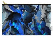 Blue Chaos Carry-all Pouch