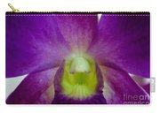 Blue Charm X Aridang Blue Orchid - 2 Carry-all Pouch