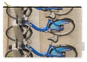 Blue City Bikes Carry-all Pouch