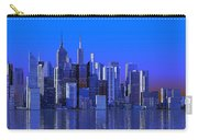 Chicago Blue City Carry-all Pouch