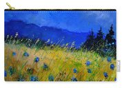 Blue Conflowers 454150 Carry-all Pouch