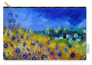 Blue Cornflowers 774180 Carry-all Pouch