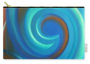 Cosmic Swirl By Reina Cottier Carry-all Pouch