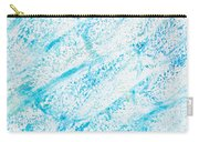Blue Crayon Carry-all Pouch