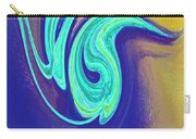 Blue Dance By Jrr Carry-all Pouch