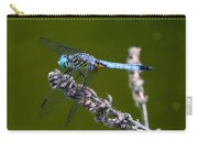 Blue Darter Carry-all Pouch