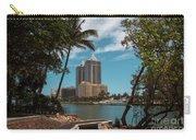 Blue Diamond Condos Miami Beach Carry-all Pouch