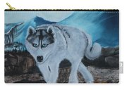 Blue Eyed Husky Carry-all Pouch