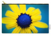 Blue Eyed Susan Carry-all Pouch