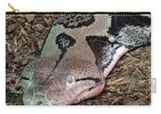 Blue Eyes Snake Carry-all Pouch