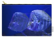 Blue Fish   #4991 Carry-all Pouch