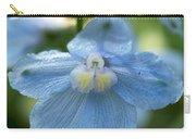 Blue Fragil Carry-all Pouch
