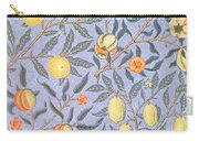 Blue Fruit Carry-all Pouch