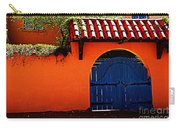 Blue Gate In Santa Fe Carry-all Pouch