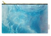 Blue Glacier Ice Carry-all Pouch