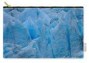 Blue Glacier Carry-all Pouch