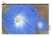 Blue Glories Carry-all Pouch