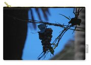 Blue Grapes Carry-all Pouch