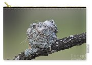 Blue-gray Gnatcatcher Nest Carry-all Pouch