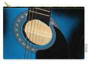 Blue Guitar Carry-all Pouch