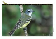 Blue-headed Vireo Vireo Solitarius Carry-all Pouch