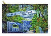 Blue Heaven Key West Carry-all Pouch