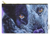 Blue Heeler Carry-all Pouch