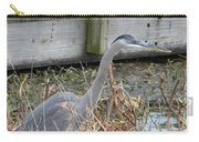 Blue Heron 2 Carry-all Pouch