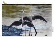 Great Blue Heron Ballet Carry-all Pouch