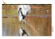 Blue Heron Grooming Carry-all Pouch