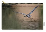 Blue Heron Has Wings Carry-all Pouch