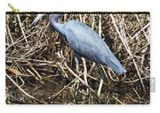 Blue Heron Lacassine Carry-all Pouch