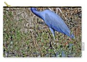Blue Heron Louisiana Carry-all Pouch