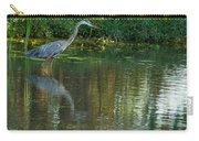 Blue Heron Magic Carry-all Pouch