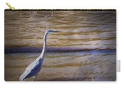Blue Heron - Shallow Water Carry-all Pouch