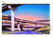 Blue Highway 7 Carry-all Pouch