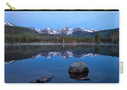 Blue Hour On Sprague Lake Carry-all Pouch