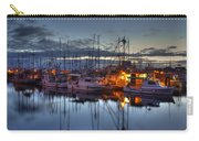 Blue Hour Carry-all Pouch by Randy Hall