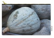 Blue Hubbard Squash Carry-all Pouch